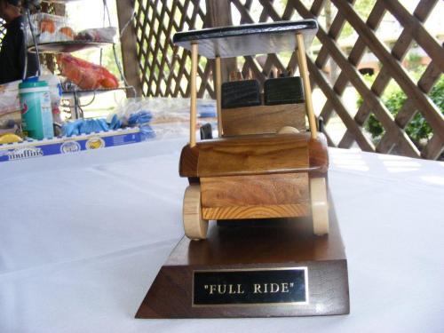 A Golfcart AFullRide A